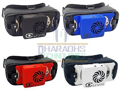 Samsung Gear VR Cooling Fan (CUVR Ultimate) SM-R325, SM-R324, SM-R323, SM-R322