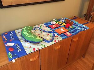 Infantino grocery cart cover