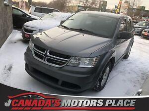 2012 Dodge Journey Canada Value Pkg Auto, Push Button Start, FWD
