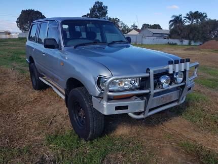 1993 Toyota LandCruiser RV FZJ80R MANUAL WAGON 4X4 SUV PETROL Adelaide CBD Adelaide City Preview