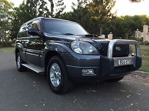 05 T/Diesel 4x4 Auto Terracan 7Seater 7 M Rego and RWC Eight Mile Plains Brisbane South West Preview