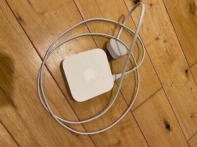 Apple AirPort Express with Ethernet Cable Wireless Router Airplay 2 A1392