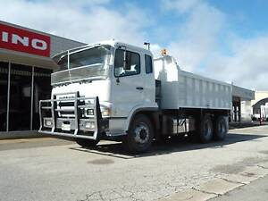 Mitsubishi FV500 Tipper Regency Park Port Adelaide Area Preview