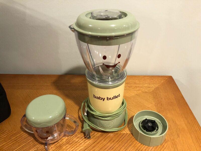 Magic Baby Bullet Food Blender Processor