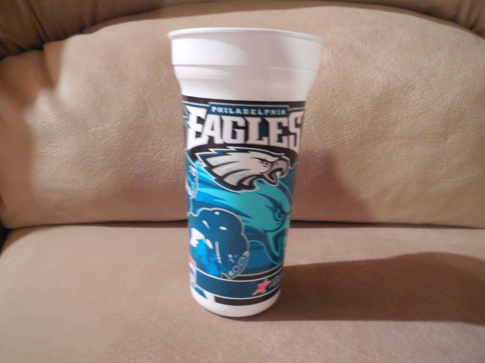Philadelphia Eagles 2005 Lincoln Financial Field NFL Stadium Collectible Cup | eBay