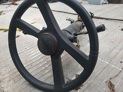 88-94 Chevy GMC Pickup Truck Blazer Suburban OEM Steering Wheel & Column w/ TILT