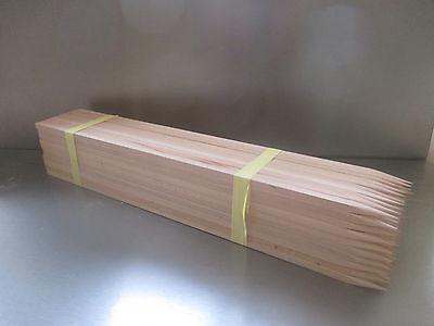 100St.600/10/10mm,Buche-Fisch-Steckerl, Grill, Steckerlfisch,Grillspiess