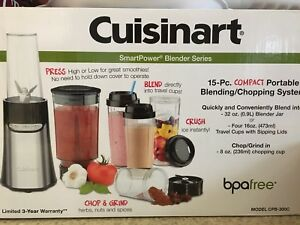Cuisinart Smart Power single serve blender