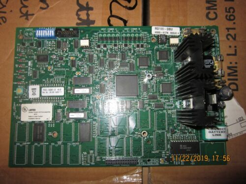 AMAG TECHNOLOGY M2100-DBU 4000-4176 7000-5223-2 DBU DATA BASE UNIT
