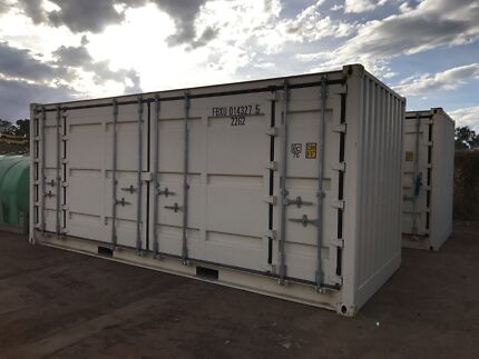 Shipping container 20ft (side opening)