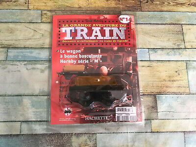 Wagon Benne Basculante N°14 Hornby Hachette O La Grande Aventure du Train