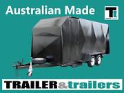 16X6|ENCLOSED VAN TRAILER|TANDEM AXLE|6FT HIGH| Traralgon East Latrobe Valley Preview
