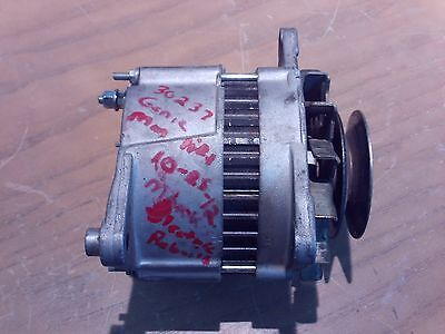 Genie Man Lift 30237 Alternator Rebuilt 10-25-12 Macks Electric 1j-1419-f4