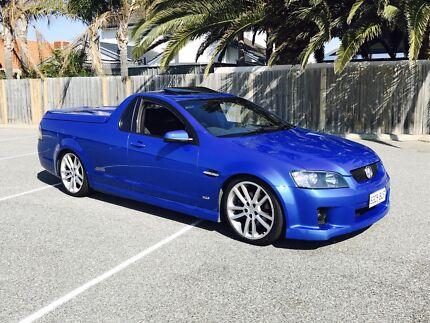 2008 Holden VE SSV Ute