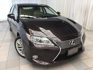 2015 Lexus ES 350 Technology Pkg: 1 Owner