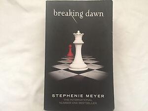 Breaking Dawn by Stephenie Meyer Adelaide CBD Adelaide City Preview