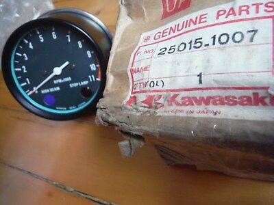 kawasaki kz400  kz 440   new   tachometer  25015-1007 for sale  Longueuil