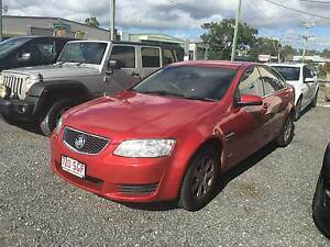 2011 HOLDEN VE II OMEGA 3.0SIDI SEDAN 6SPD AUTOMATIC (170KMS ) Rochedale South Brisbane South East Preview