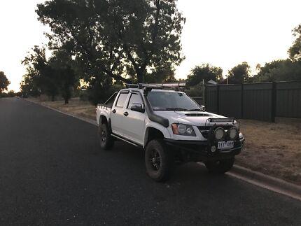08 Holden Colorado