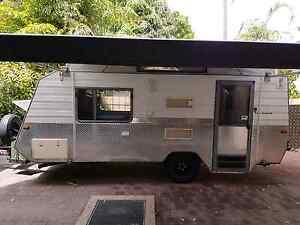 WINDSOR POP TOP CARAVAN Nightcliff Darwin City Preview