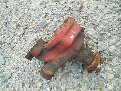 Allis Chalmers Styled Wc Tractor Orignal Ac Engine Motor Water Pump Assembly