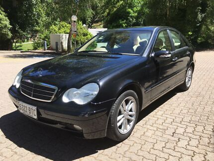 Mercedes Benz C200 Kompressor  sedan 112000kms $7900 Adelaide CBD Adelaide City Preview