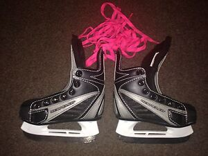 Hespeler Rogue Size 9 Youth Skates - Great Shape