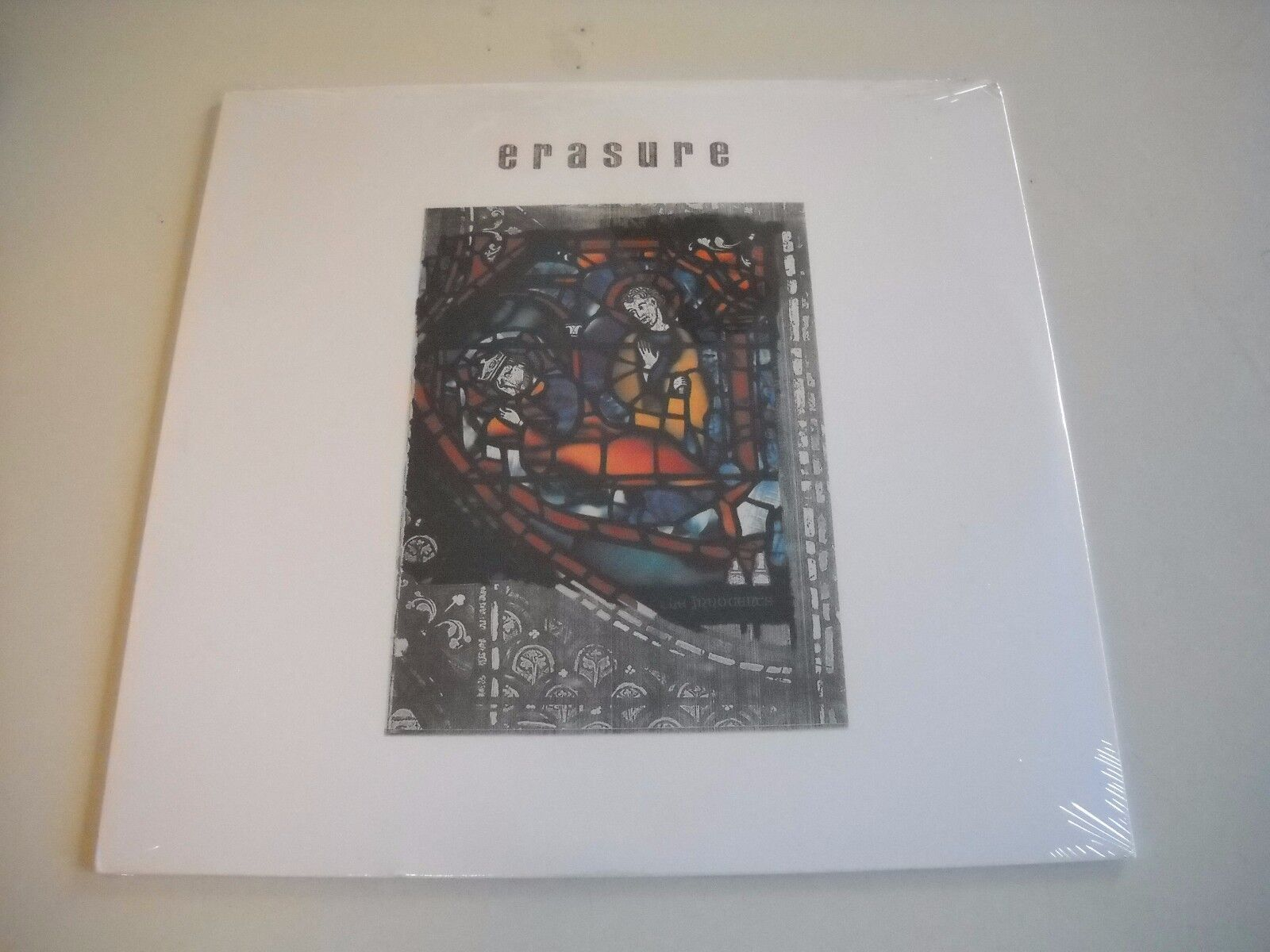 Изображение товара Erasure-The Innocents. on Sire, Reprise Records 25730-1. New in package.