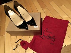 Authentiques chaussures Louboutin 36.5