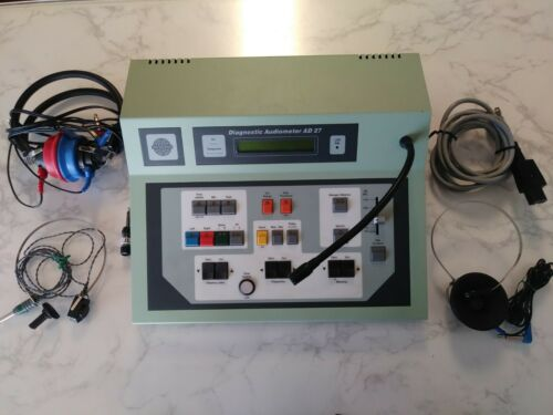 INTERACOUSTICS AD27 CLINICAL AUDIOMETER