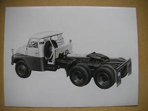024 Werkfoto TATRA 138 S1 Sattelzugmaschine um 1965 -  Austria, Österreich - 024 Werkfoto TATRA 138 S1 Sattelzugmaschine um 1965 -  Austria, Österreich