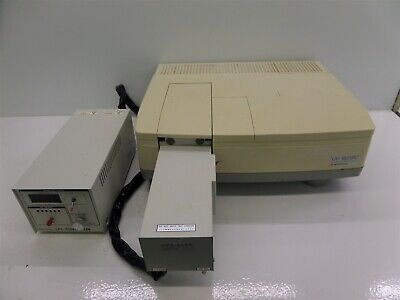 Shimadzu Uv-1601pc Uv-visible Spectrometer W Cps-240a Controller Positioner