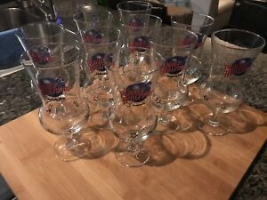 Planet Hollywood Glassware