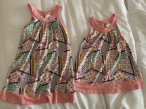 Big sister/little sister dresses sizes 2 & 5 Mount Barker Mount Barker Area Preview