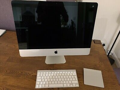 "Apple iMac 21.5"" desktop computer All-in-one A1311 Late 2013 i5 2.7GHz 8GB 1TB"