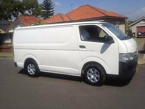 Toyota Hiace LWB 2006 Manual, 3.0 Turbo Diesel, A/C, P/S, Clean!! Lidcombe Auburn Area Preview