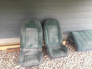 Bucket seats from Pontiac Ventura