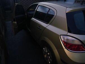 2005 Holden Astra Hatchback REGO + RWC Melbourne CBD Melbourne City Preview