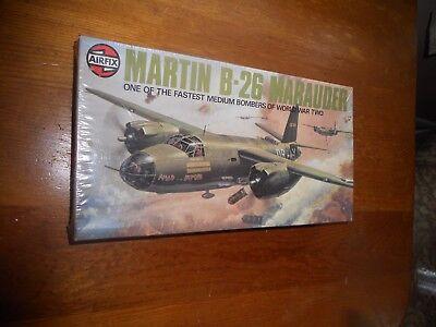Airfix 1:72 Scale MARTIN B-26 MARAUDER Kit no.0415-4