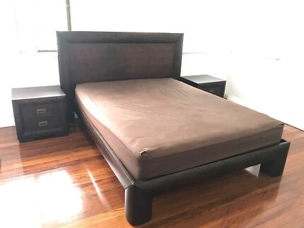 Queen bed suite - solid timber Cannon Hill Brisbane South East Preview