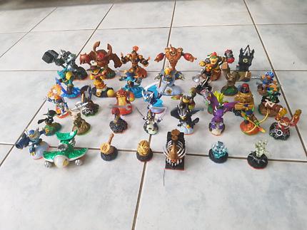 Skylanders Figurines Wii