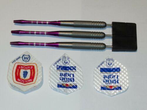 Three Vintage Darts in Case