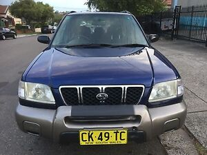Subaru Forester 1 year registration Padstow Bankstown Area Preview