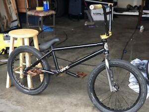 Custom Cult bmx (Worth over $1200 with parts)