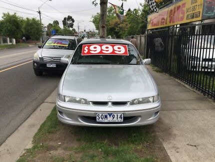 1996 Holden Commodore Sedan