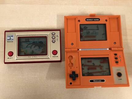 Donkey Kong & Octopus, Gameboy Pocket, iPad 2 3G 64GB