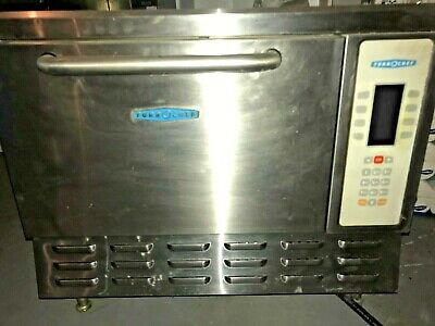 Turbochef Ngcd601420 Commercial Convectionmicrowave Oven