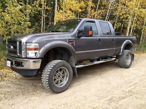 2009 F350 6.4L turbo diesel Lariat crew cab short box