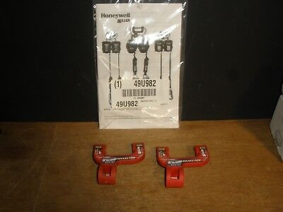 Honeywell Miller Mflc-2 Twin Turbo G2 Webbing Retainer Clip Qty.2