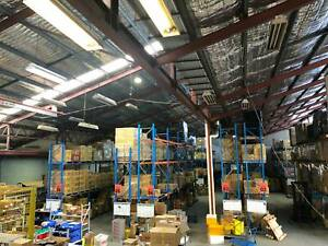 warehouse space for rent at Rydalmere
